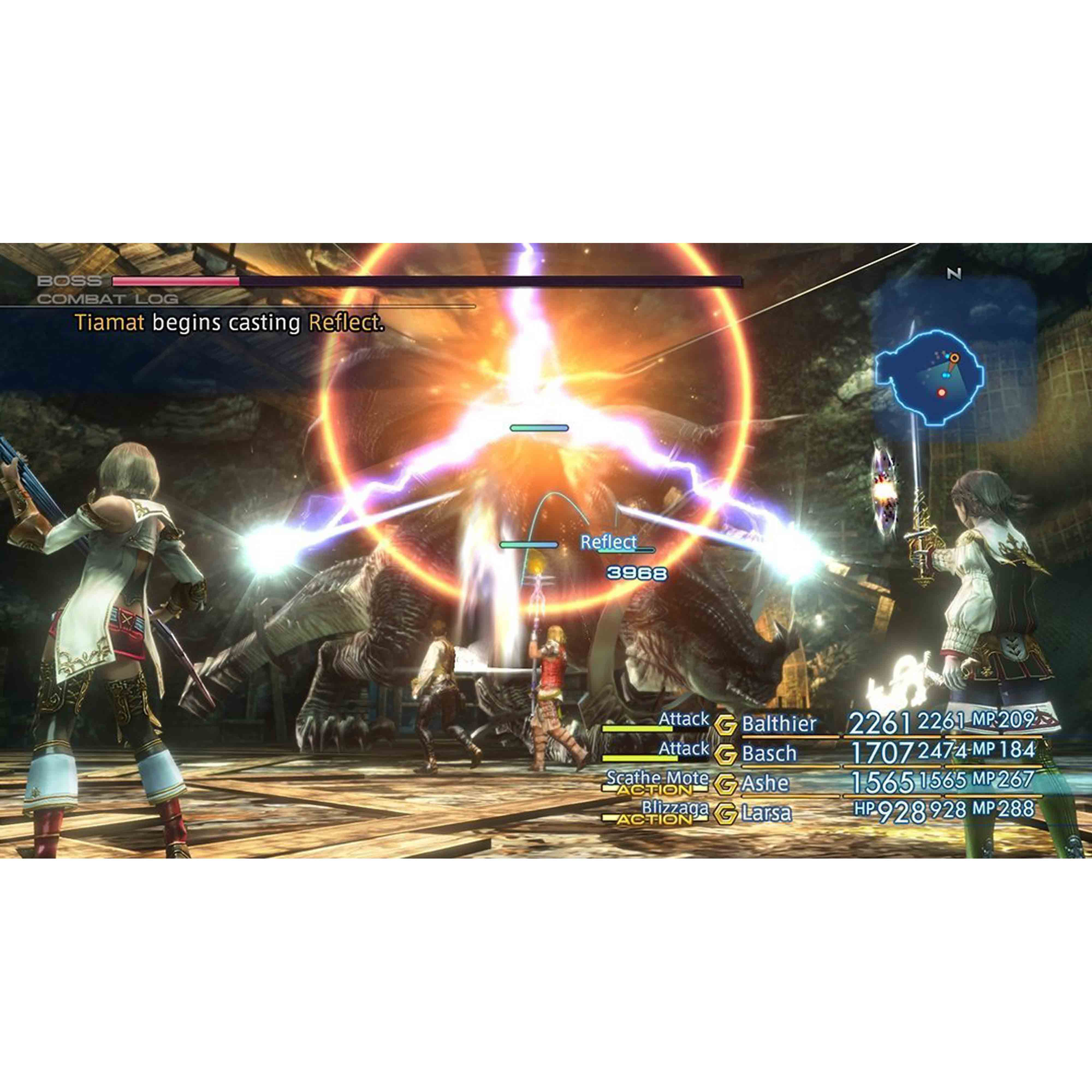 PS4-G:Final Fantasy XII : The Zodiac Age (R3)(EN)