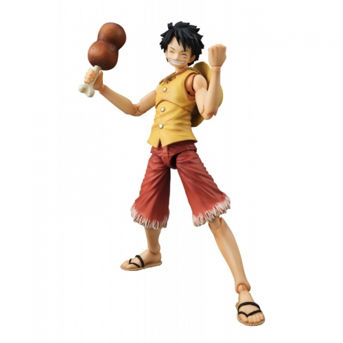 VAH OP LUFFY PAST BLUE (VER. YELLOW)