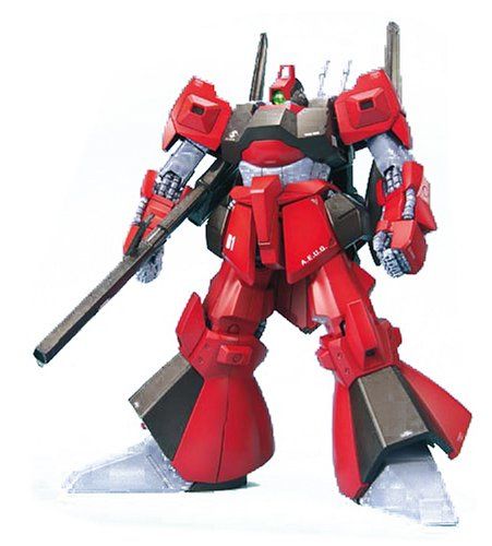 MG 1/100 RICK DIAS QUATTORO COLOR (RED)
