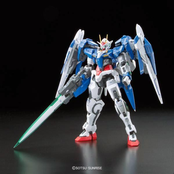GUNDAM DECAL No.109 RG 1/144 OO-RAISER