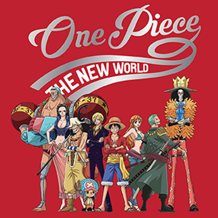 T-Shirt Onepiece New world Red