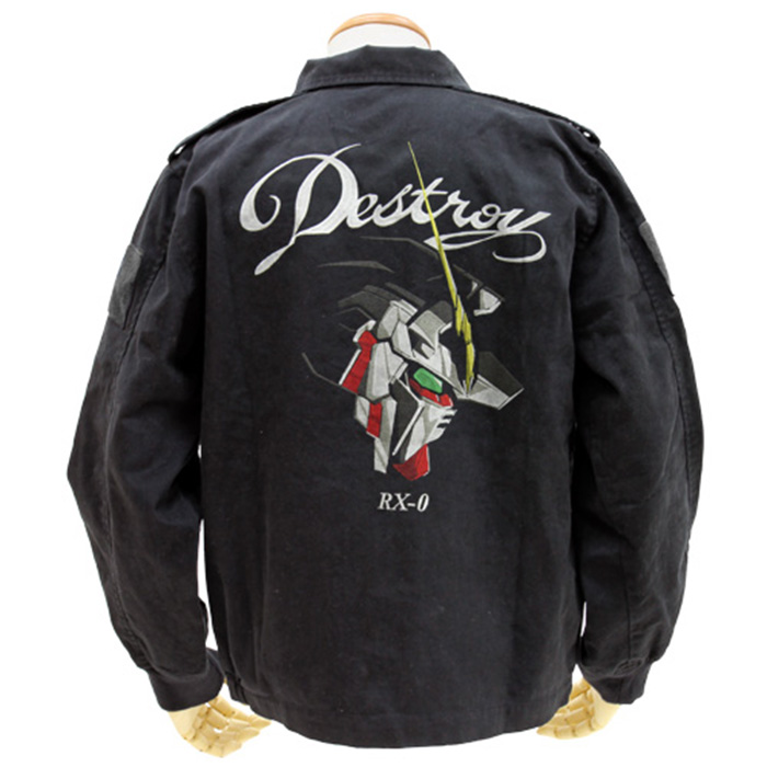 Embroidery Tour Jacket