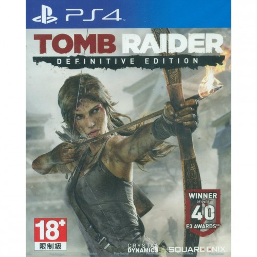PS4: Tomb Raider Definitive Edition [Z3]