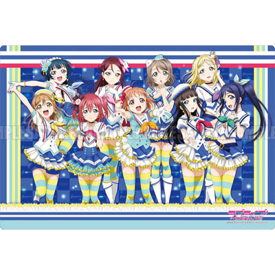 Rubber Mat Collection Vol.69 Love Live! Sunshine!!