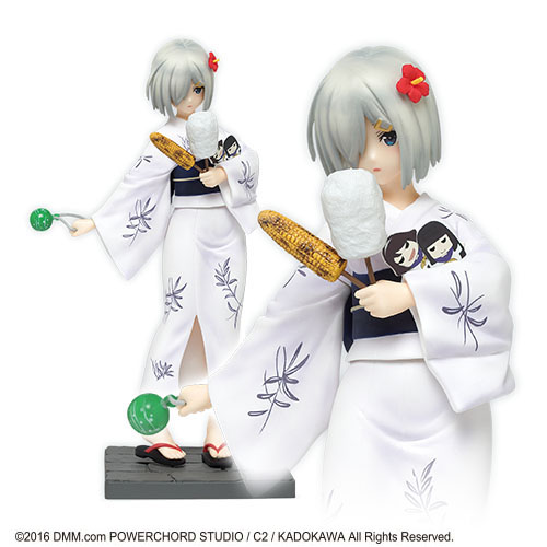 Hamakaze Figure Holiday Ver.