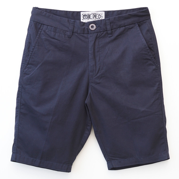 Shorts One Piece Luffy Navy