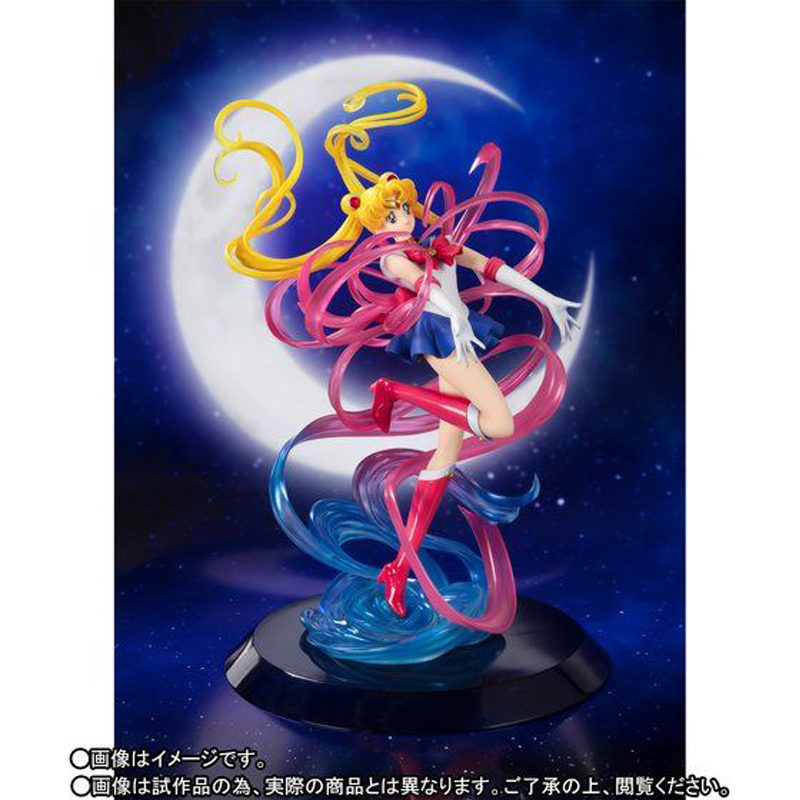 Figuarts ZEEO Chouette Sailormoon - Moon Crystal Power, Make Up-