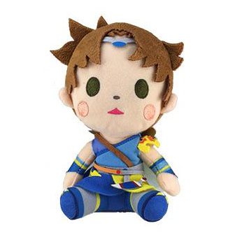 FINAL FANTASY ALL STARS DEFORM PLUSHIES VOL.6 Bartz
