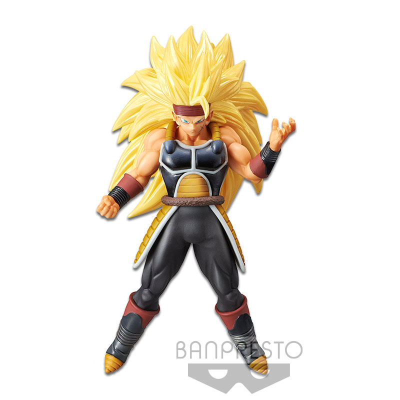 SUPER DB HEROES DXF FIGURE VOL3 BARDUCK