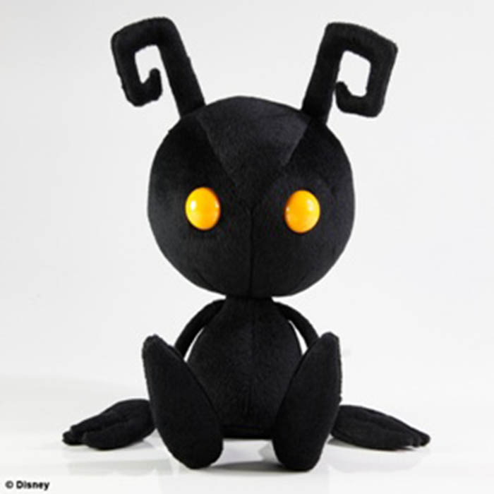 [Kingdom Hearts] Plush Shadow