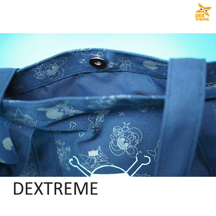 Tote bag onepiece-Navy