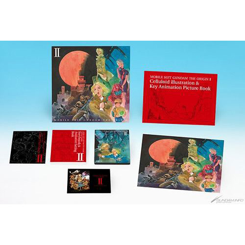 Mobile Suit Gundam The Origin II - Blu-ray Collector's Edition