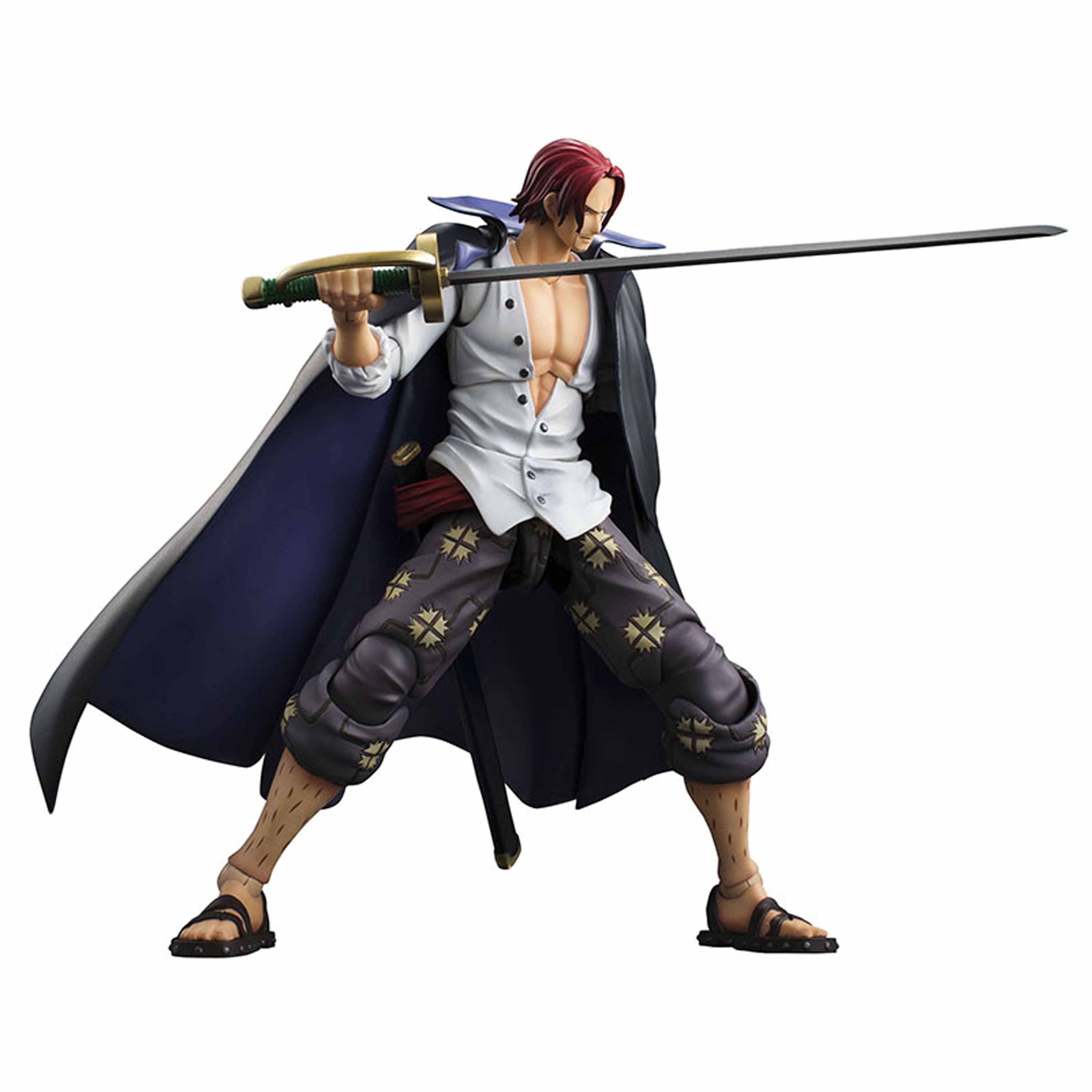 VAH ONE PIECE SHANKS
