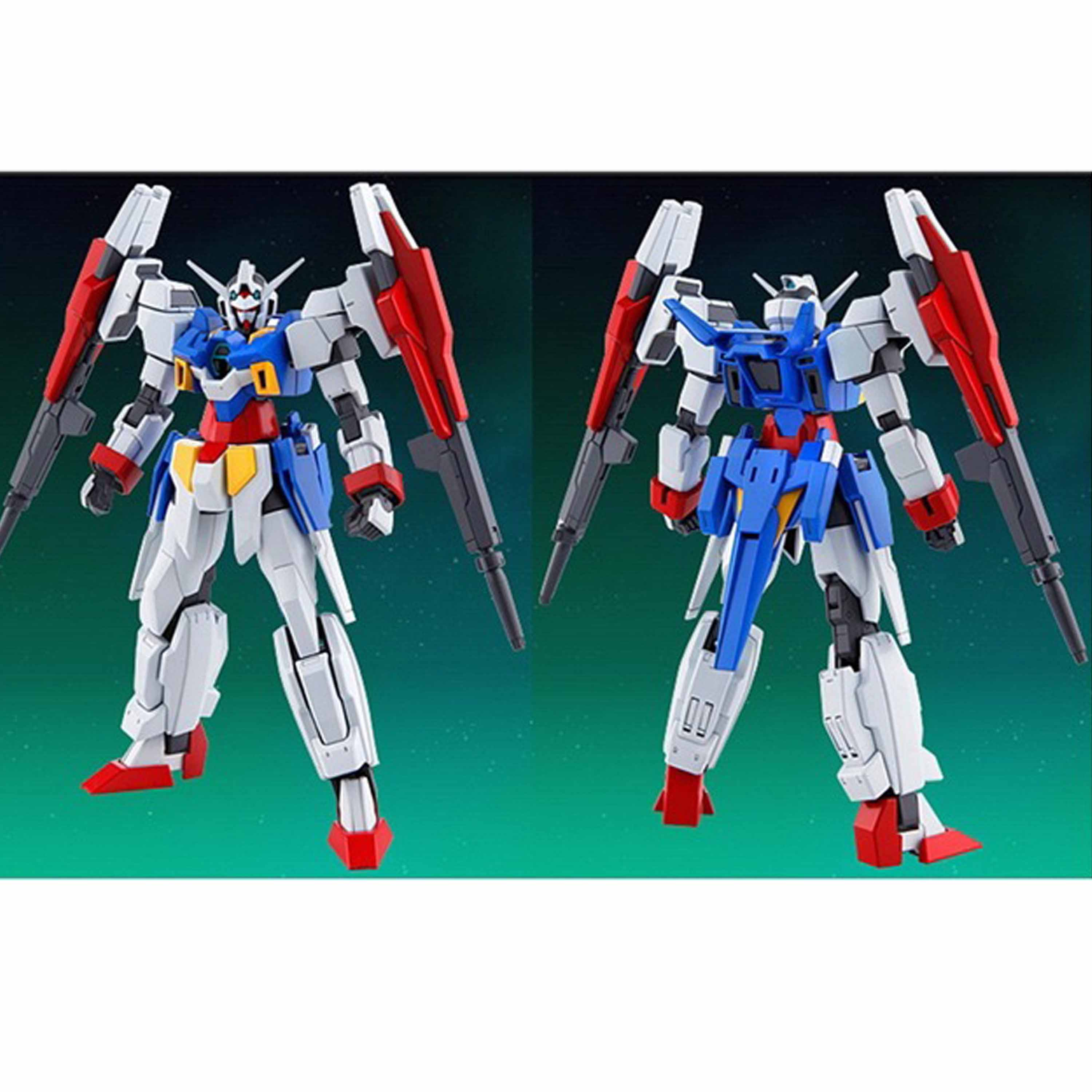 MG 1/100 GUNDAM AGE-2 DOUBLE BULLET