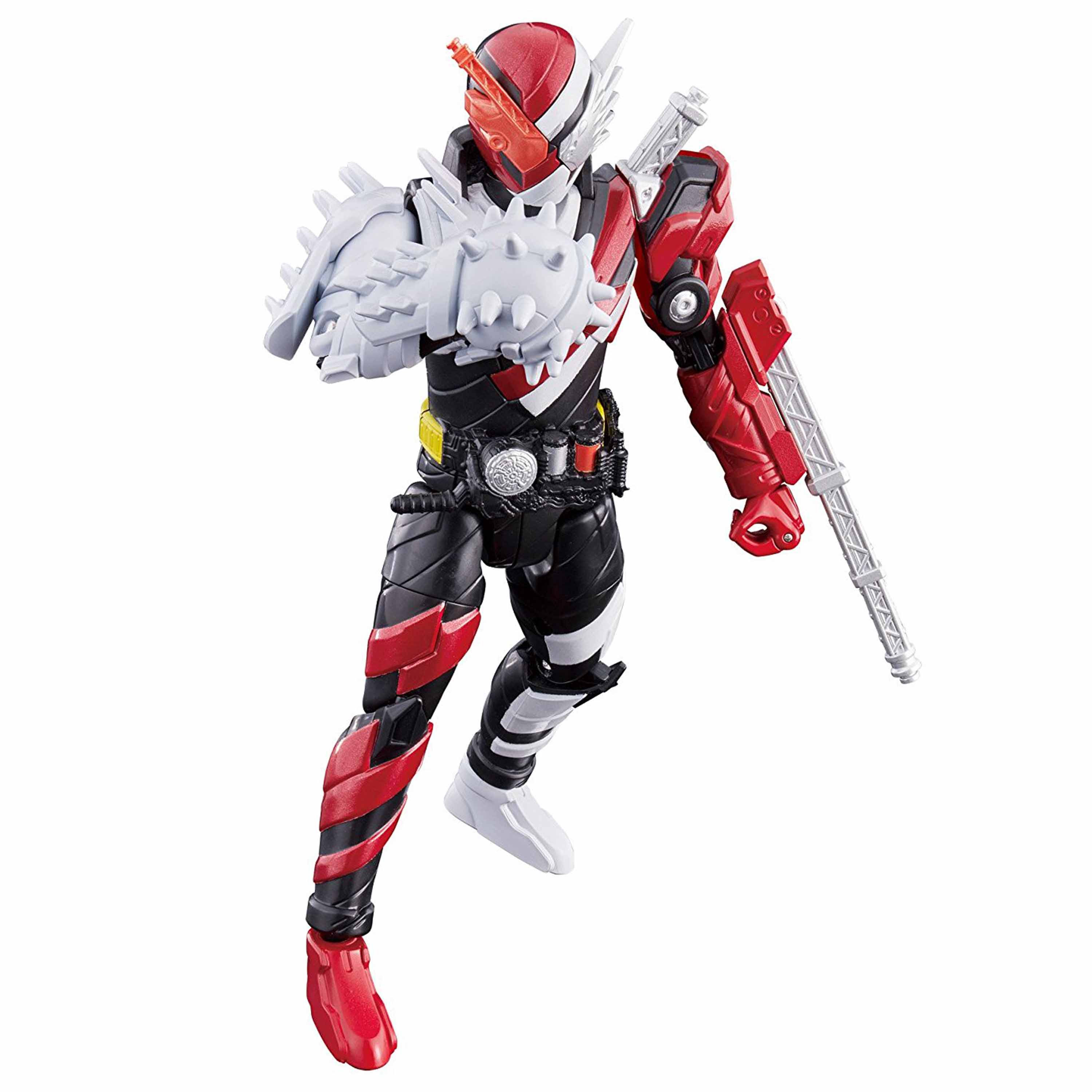 BCR SERIES 05 MASKED RIDER BUILD FIRE HEDGEHOG FORM