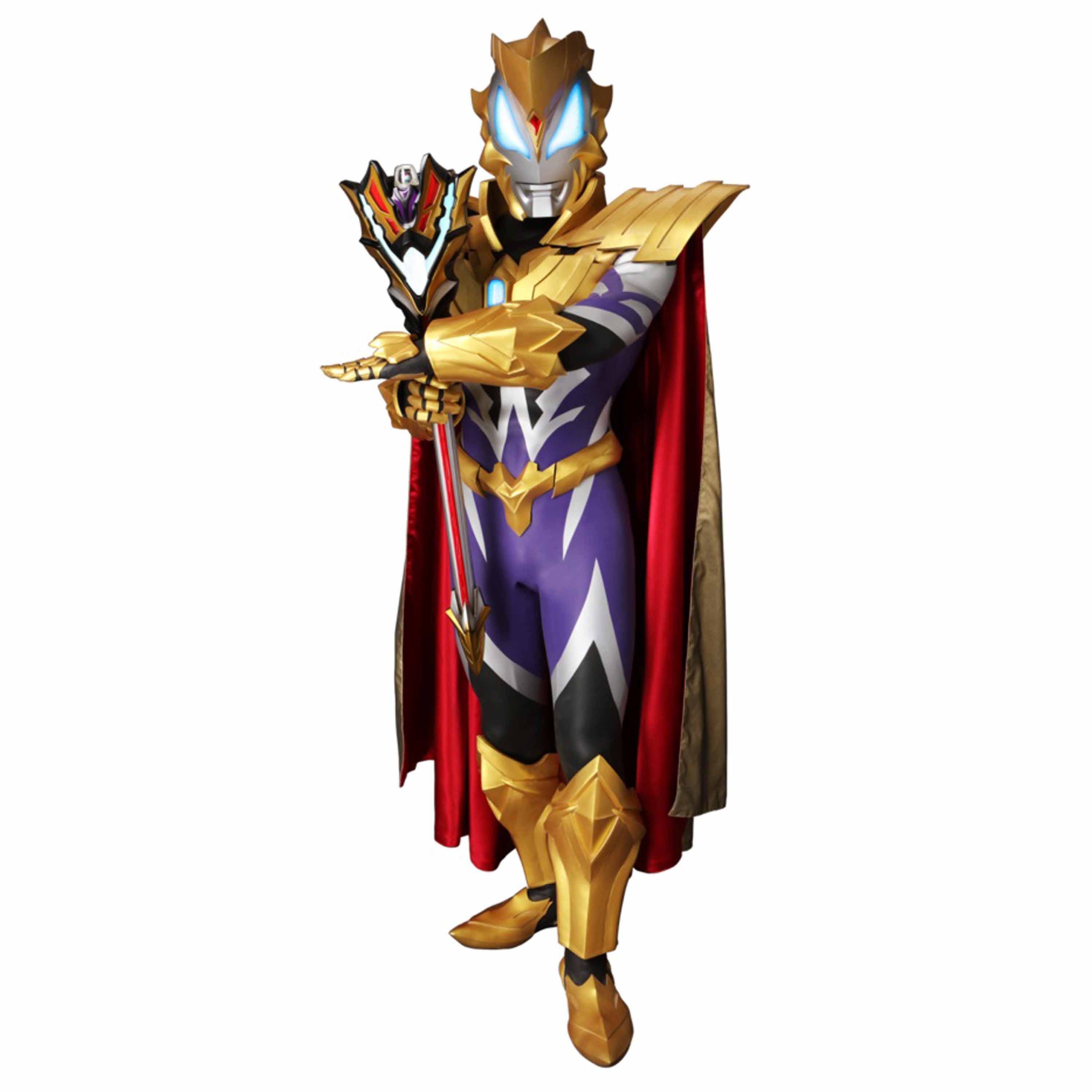 UH SOFVI ULTRAMAN GEED ROYAL MEGA MASTER