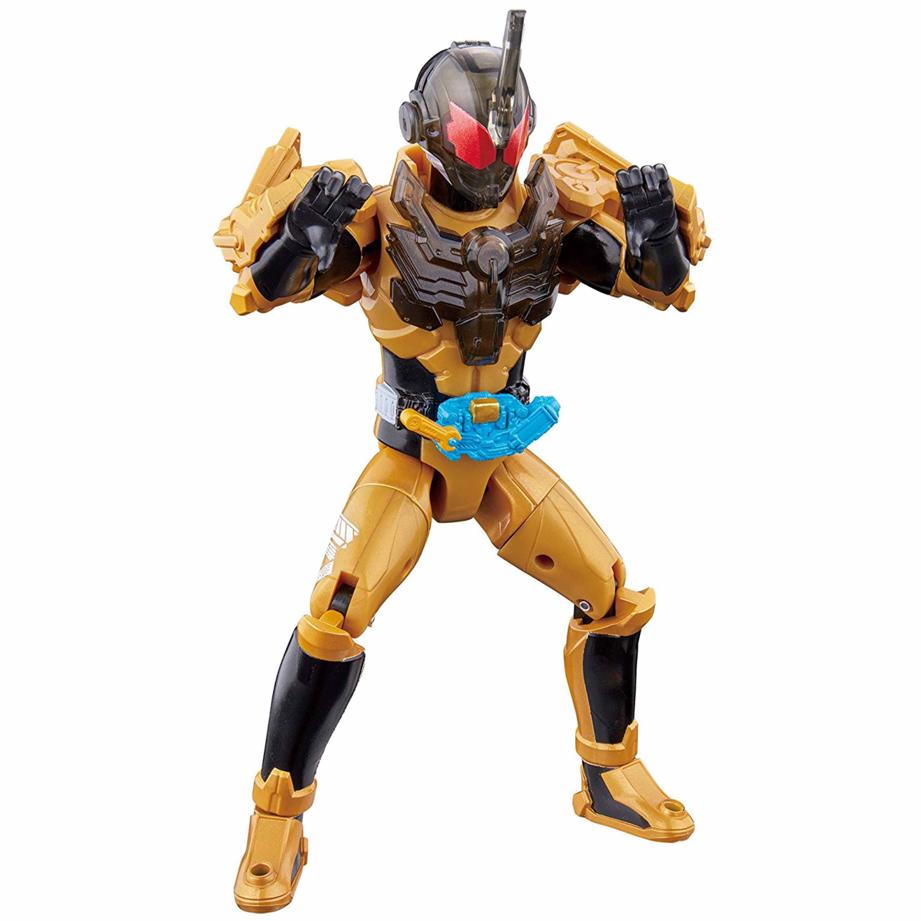 BCR SERIES 10 MASKED RIDER GREASE