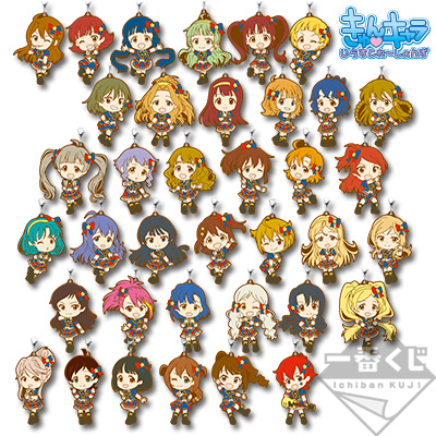 Ichiban Kuji The Idolm@ster Million Live TH@NK YOU FOR SMILE!!