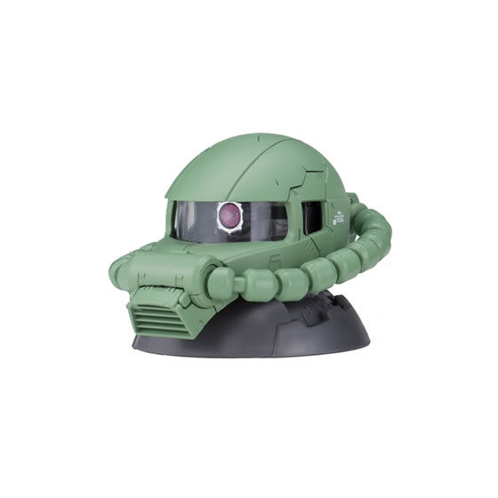 Mobile Suit Gundam EXCEED MODEL ZAKU HEAD 5