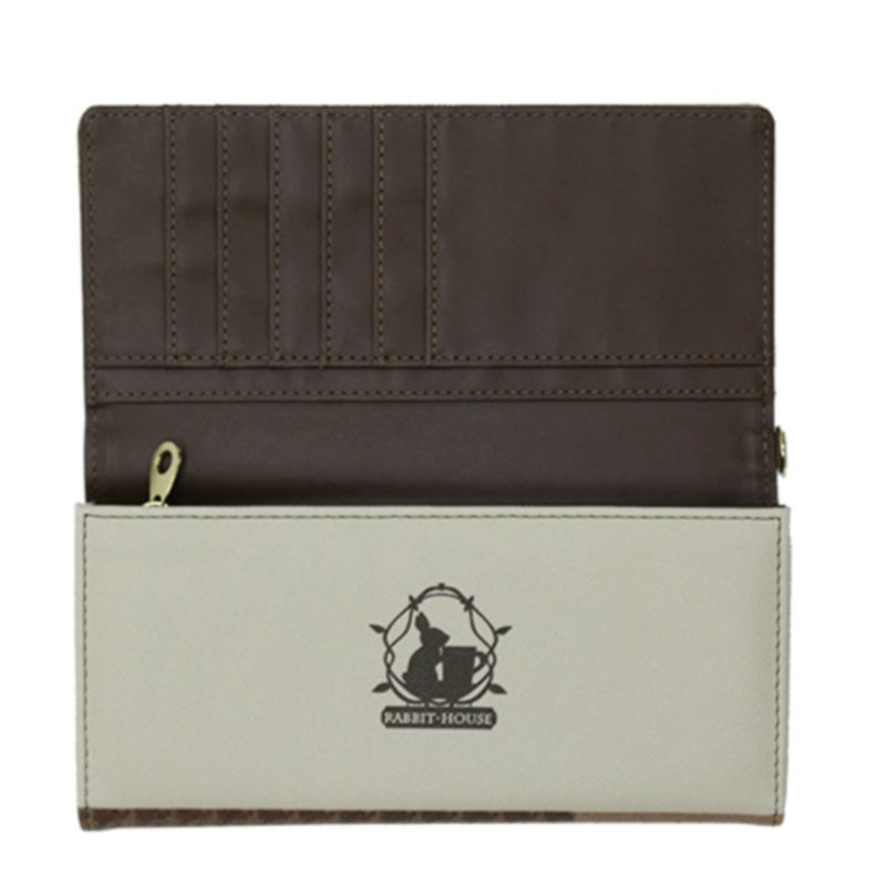 Is the Order a Rabbit Rabbit's House Full Color Wallet