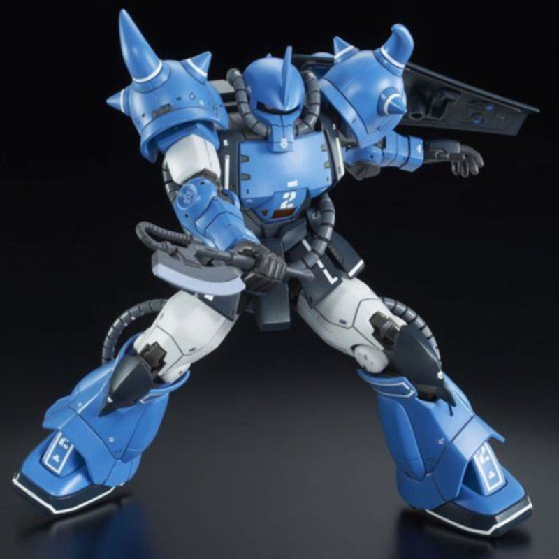 HG YMS-07A-0 Prototype Gouf (Mobility Demonstration Blue Color Ver.)