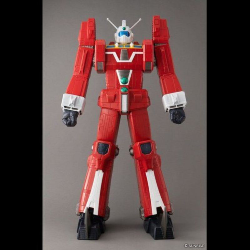 Jumbo Softvi Figure Space Runaway Ideon