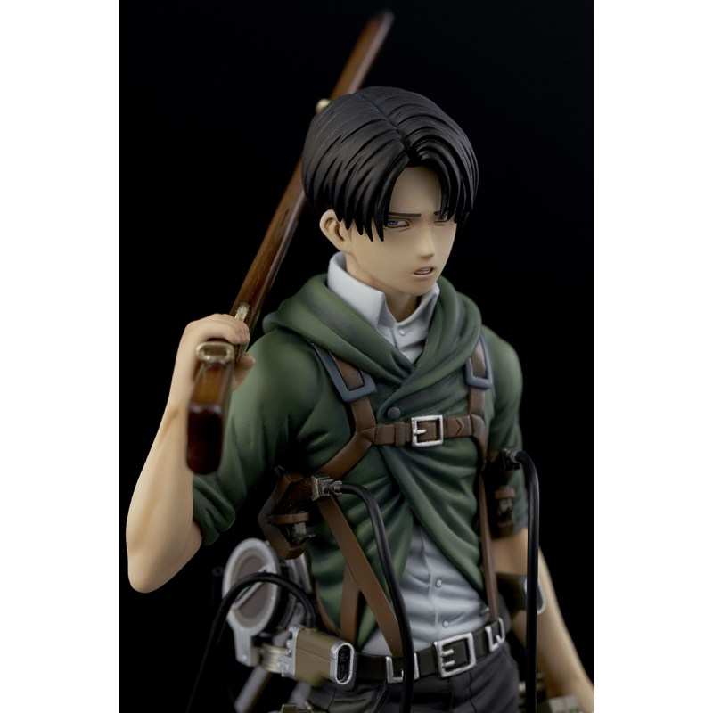 BRAVE-ACT Attack on Titan Levi -Ver. 2A-