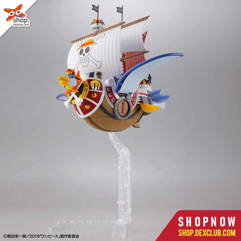 GRAND SHIP COLLECTION THOUSAND-SUNNY FLYING MODEL
