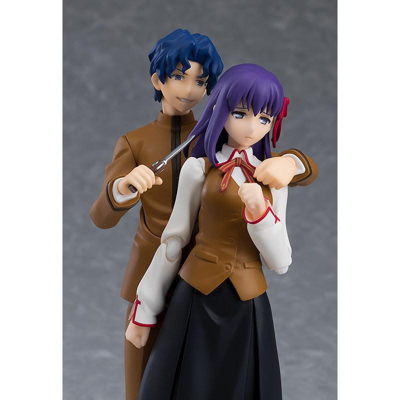 figma Fatestay night -Heaven's Feel- Matou Shinji & Matou Sakura