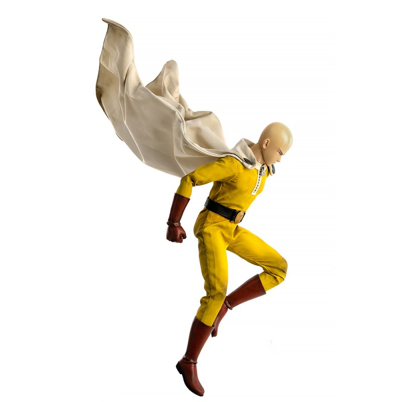 One-Punch Man 1:6 Articulated Figure Saitama (Second Season)