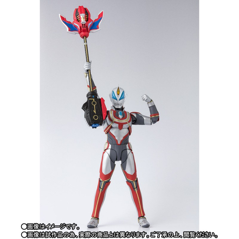 S.H.Figuarts Ultraman Geed Ultimate Final