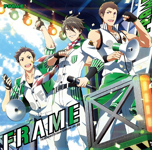 THE IDOLM@STER SideM ST@RTING LINE-08 FRAME