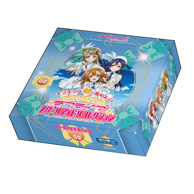 Love Live! School Idol collection Vol.02 (ซอง)