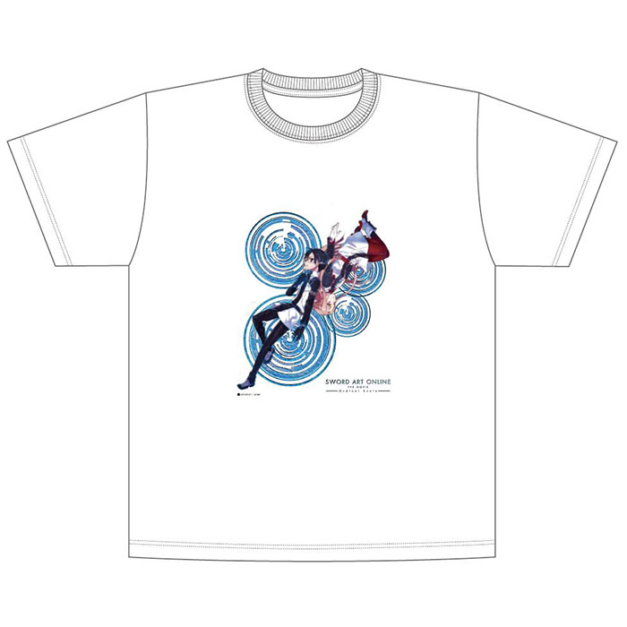 Sword Art Online Ordinal Scale T-Shirt [White]