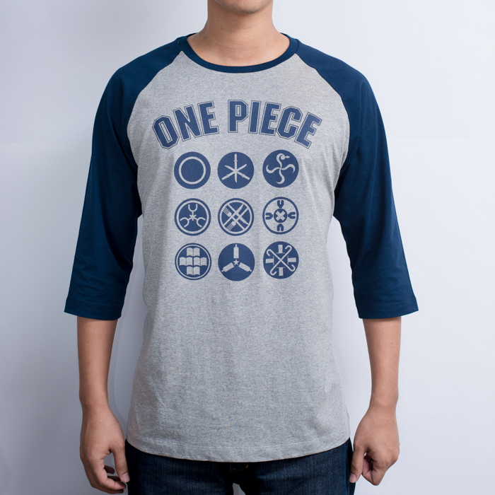 T-Shirt Onepiece แบบ 2 : Icon