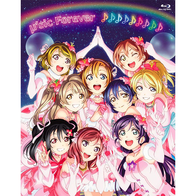 Love Live! µ's Final LoveLive! ~µ'sic Forever ~ Blu-ray Memorial Box