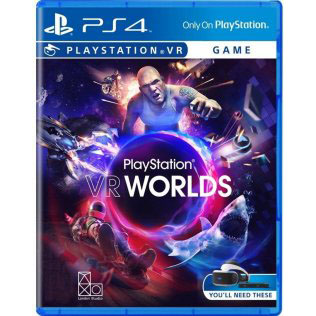 PS4 : Playstation VR Worlds [Z3]