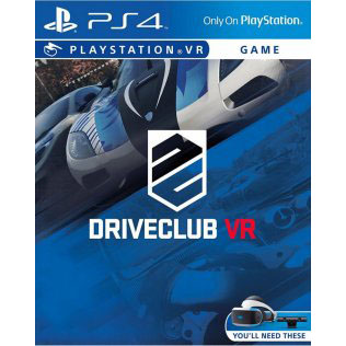PS4 : Driveclub VR [Z3]
