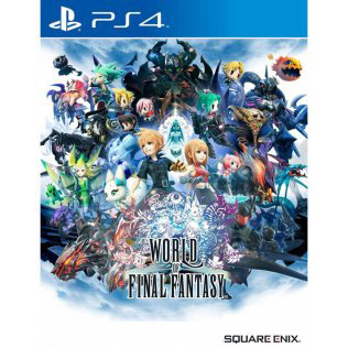 PS4 : World of Final fantasy [Z3]