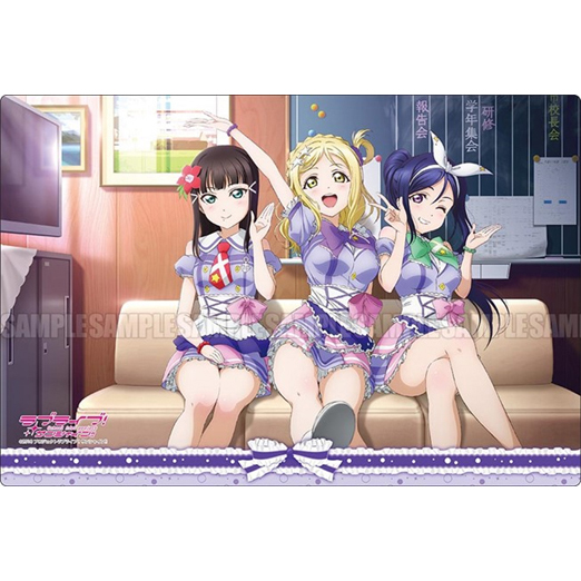 Rubber Mat Collection Vol.66 Love Live! Sunshine!! 3rd Year