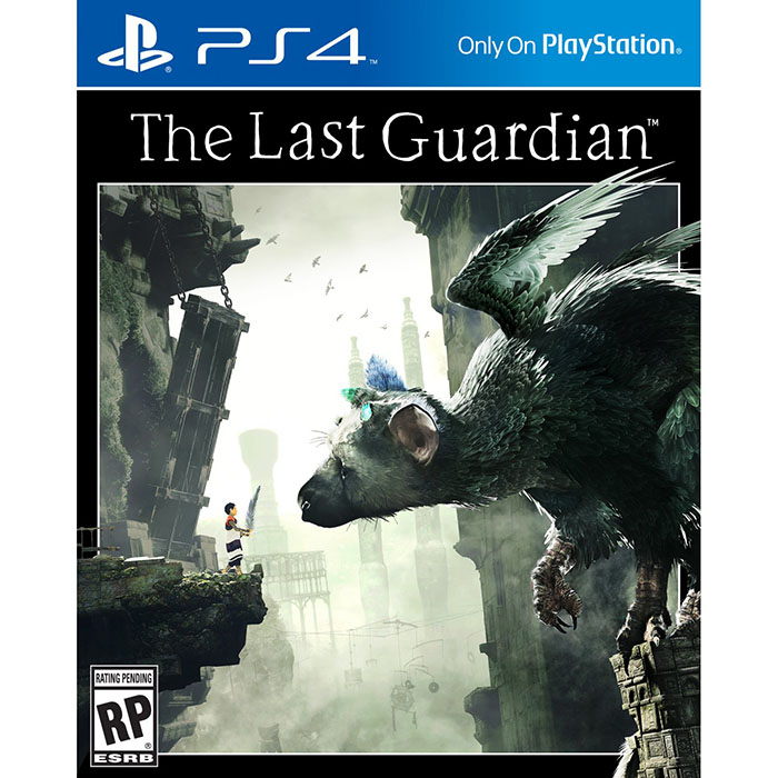 PS4 : The Last Guardian [Z3]
