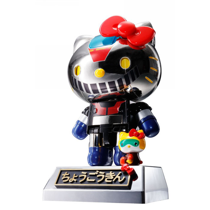 Chogokin Hello Kitty (Mazinger Z Color Edition)