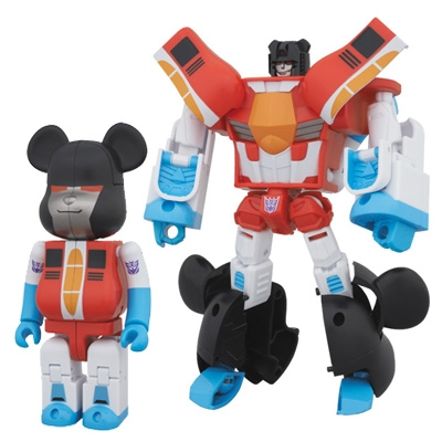 Be@rbrick Transformers: Starscream
