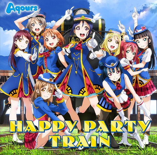 Happy Party Train [CD+Blu-ray]