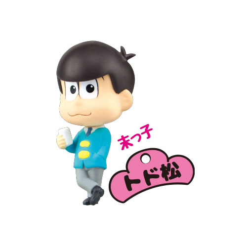 Osomatsu-san SD Figure Swing Collection Todomatsu