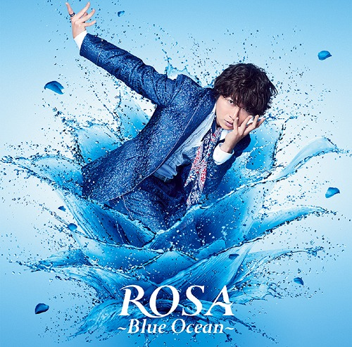 ROSA - Blue Ocean - [CD+DVD]