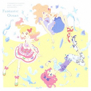 Aikatsu Stars! 2nd Seasion Insert Song Mini Album: Fantastic Ocean