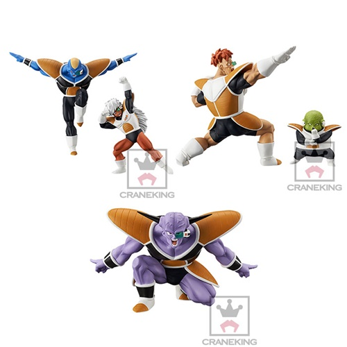 DRAGON BALL Z DRAMATIC SHOWCASE 2ND SEASON SET 1-3