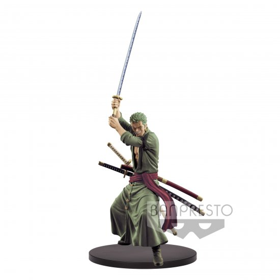 ONE PIECE SWORDSMEN FIGURE VOL1