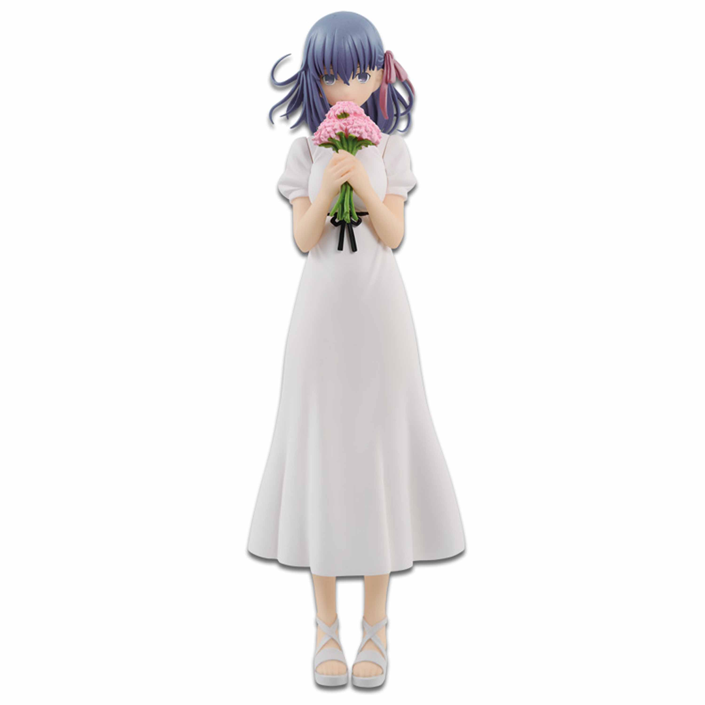 FATE/ STAY NIGHT THE MOVIE [HEAVEN'S FEEL] SAKURA MATOU FIGURE-(ผมสีน้ำเงิน)